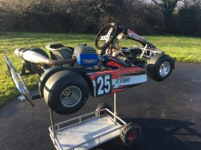 Zip Lightening Cadet Kart
